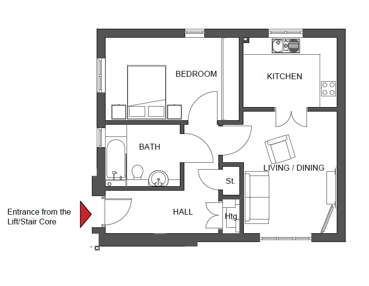 11 Gallagher Floorplan