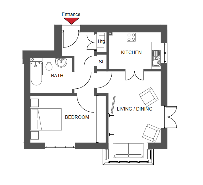 4 Gallagher Floorplan