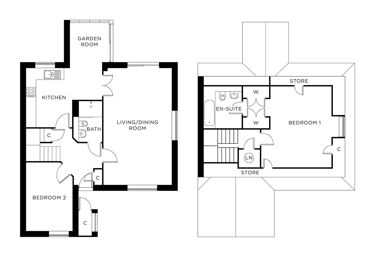 Durrants Plot Floorplan 163