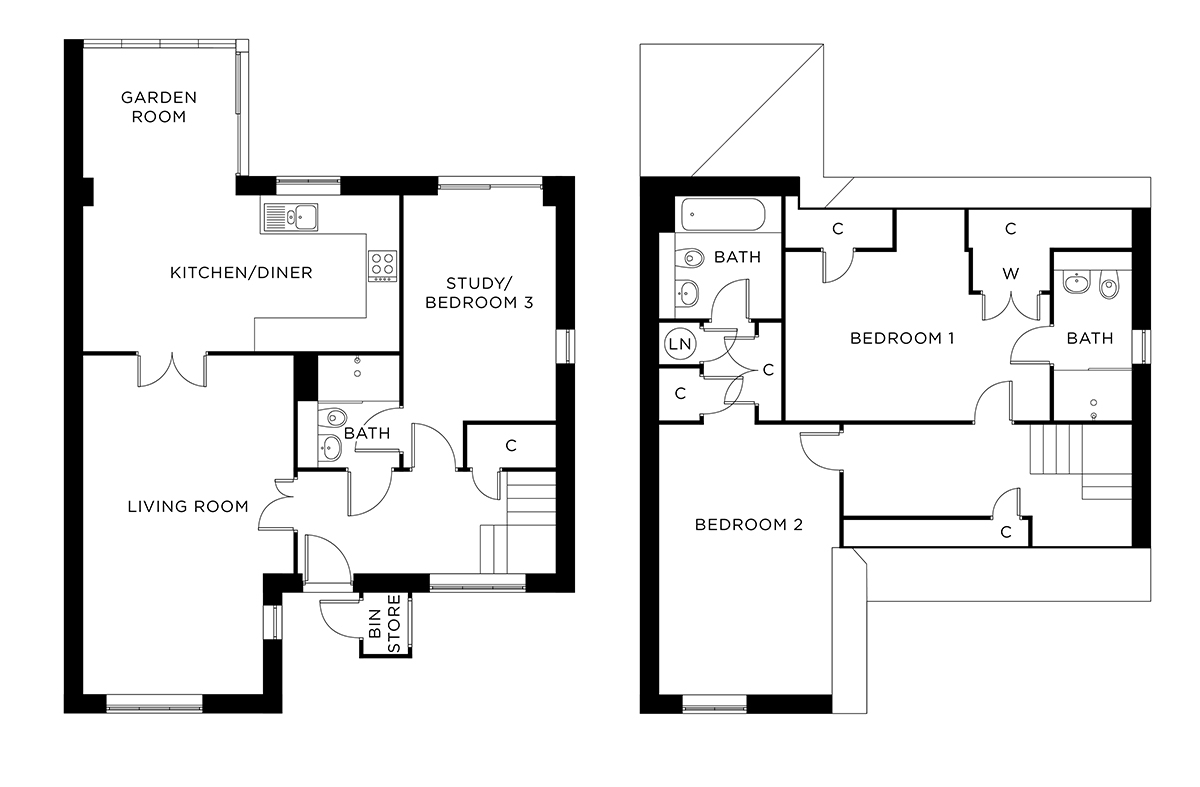 Durrants Plot Floorplan 3